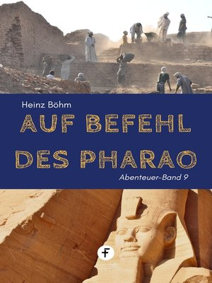 cover image of Auf Befehl des Pharao