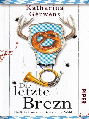 cover image of Die letzte Brezn