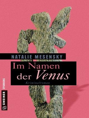 cover image of Im Namen der Venus