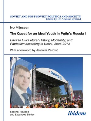 cover image of The Quest for an Ideal Youth in Putin's Russia I