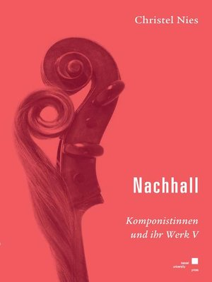 cover image of Nachhall