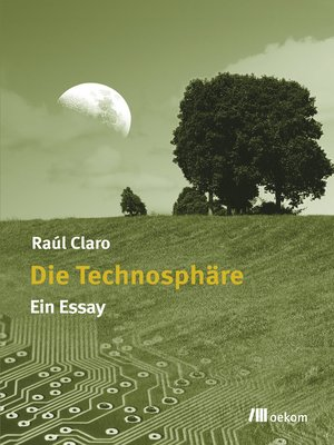 cover image of Die Technosphäre
