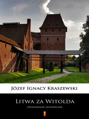 cover image of Litwa za Witolda