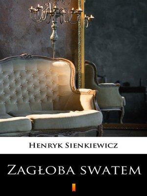 cover image of Zagłoba swatem