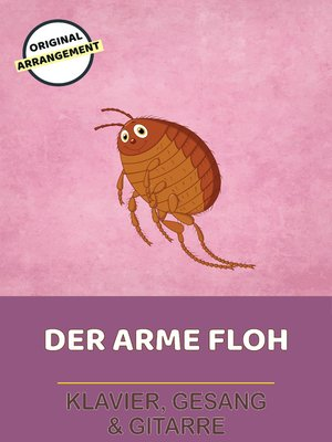 cover image of Der arme Floh