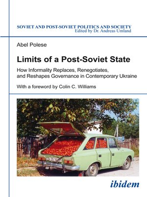 cover image of Limits of a Post-Soviet State