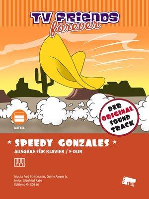 cover image of Die schnellste Maus von Mexiko