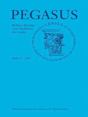 cover image of Pegasus / Pegasus 17