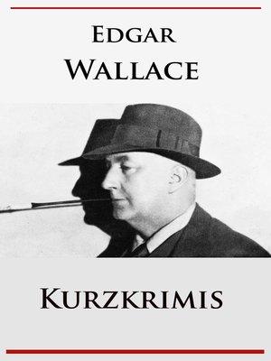 cover image of Kurzkrimis