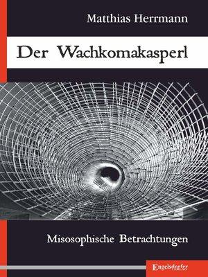 cover image of Der Wachkomakasperl