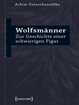 cover image of Wolfsmänner