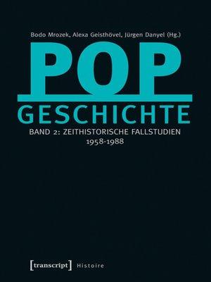 cover image of Popgeschichte