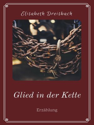 cover image of Glied in der Kette