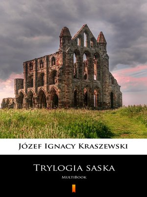 cover image of Trylogia saska