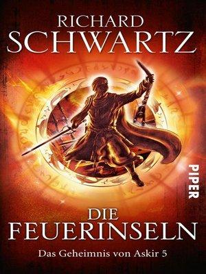 cover image of Die Feuerinseln