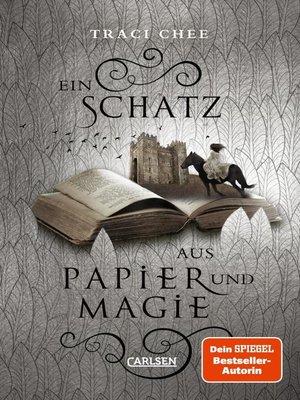 cover image of Ein Schatz aus Papier und Magie (Das Buch von Kelanna 2)