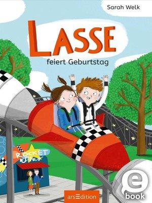 cover image of Lasse feiert Geburtstag