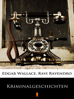 cover image of Kriminalgeschichten