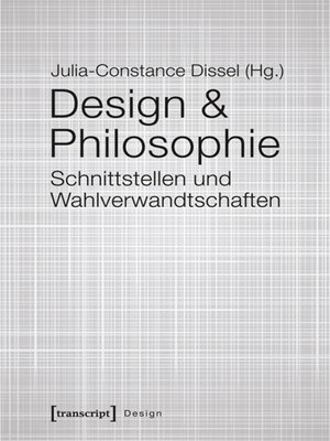 cover image of Design & Philosophie