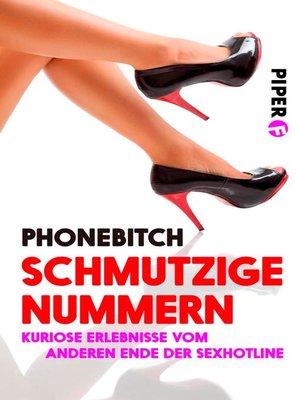 cover image of Schmutzige Nummern