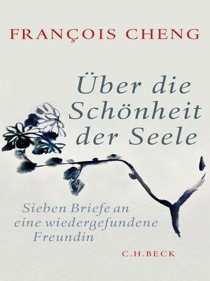 cover image of Über die Schönheit der Seele