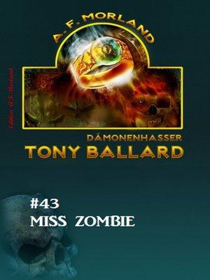 cover image of Tony Ballard #43