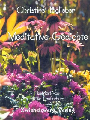 cover image of Meditative Gedichte