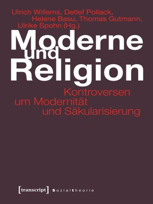 cover image of Moderne und Religion