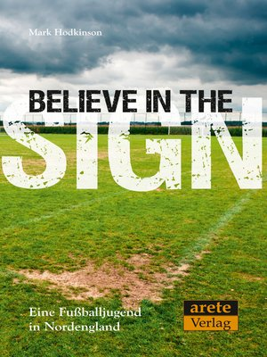 cover image of Believe in the Sign