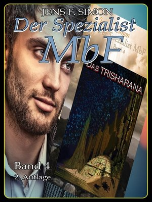cover image of Das TRISHARANA (Der Spezialist MbF 4)