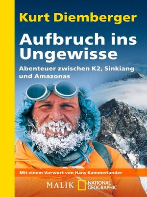 cover image of Aufbruch ins Ungewisse