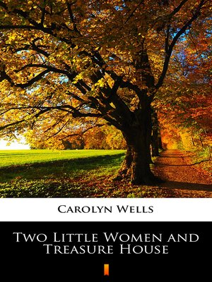 cover image of Two Little Women and Treasure House
