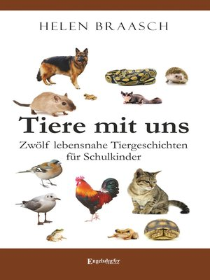 cover image of Tiere mit uns