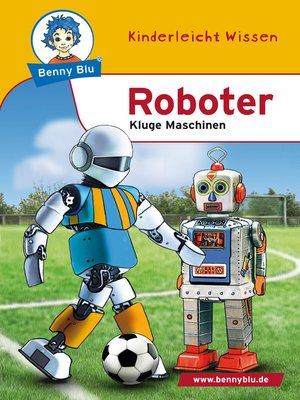 cover image of Benny Blu--Roboter