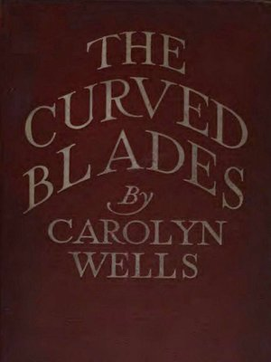 cover image of The Curved Blades