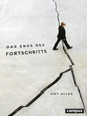 cover image of Das Ende des Fortschritts