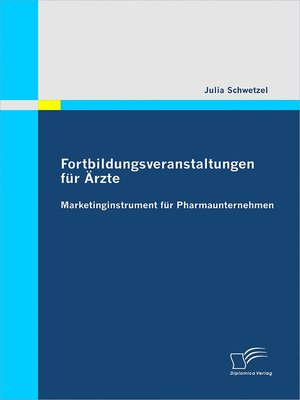 cover image of Fortbildungsveranstaltungen für Ärzte
