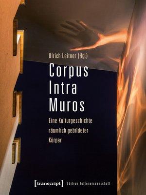 cover image of Corpus Intra Muros