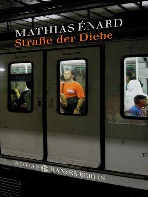 cover image of Straße der Diebe