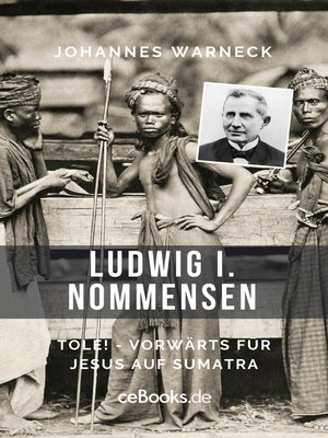 cover image of Ludwig I. Nommensen