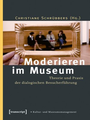 cover image of Moderieren im Museum