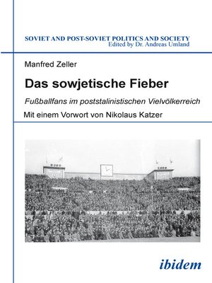 cover image of Das sowjetische Fieber