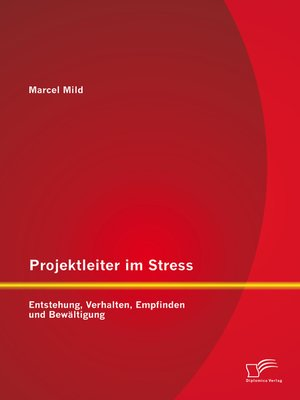 cover image of Projektleiter im Stress