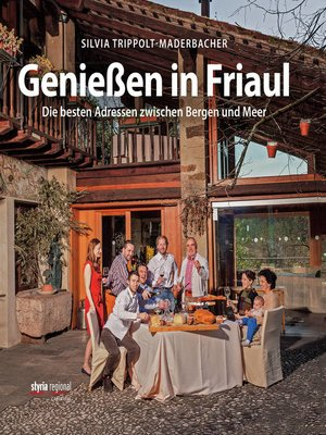 cover image of Genießen in Friaul