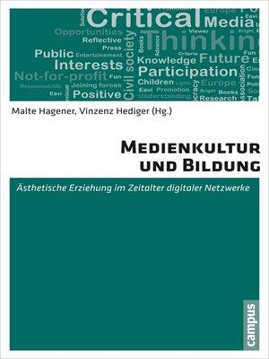 cover image of Medienkultur und Bildung