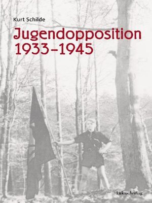 cover image of Jugendopposition 1933–1945