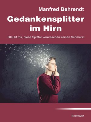 cover image of Gedankensplitter im Hirn
