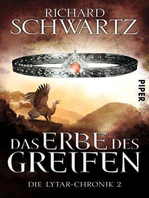 cover image of Das Erbe des Greifen