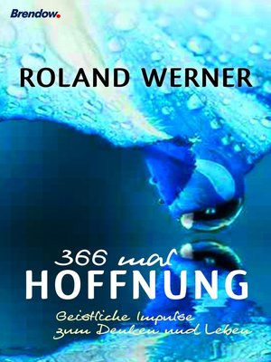 cover image of 366 mal Hoffnung