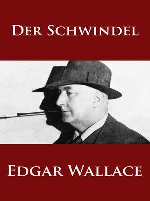 cover image of Der Schwindel